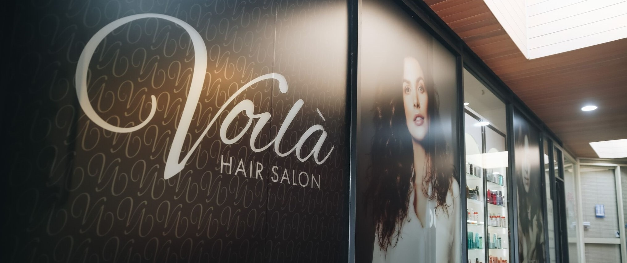 Voila Hair Salon Shop