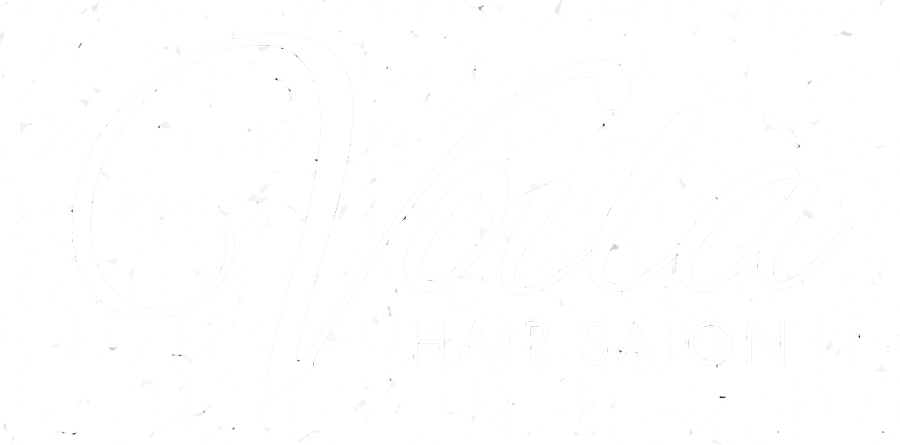 Voila Hair & Beauty Footer Logo